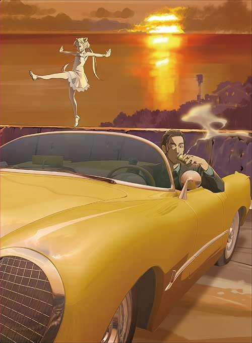 『コップクラフト』blu-ray&dvd 第2巻ジャケット